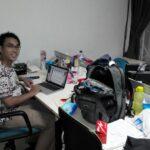 Maret 2014, Optimasi jaringan pada sebuah kantor di jakarta