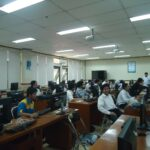 February 2014, Training Mikrotik Telkom University
