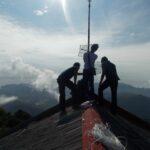 October 2013, wireless network installation, langkawi