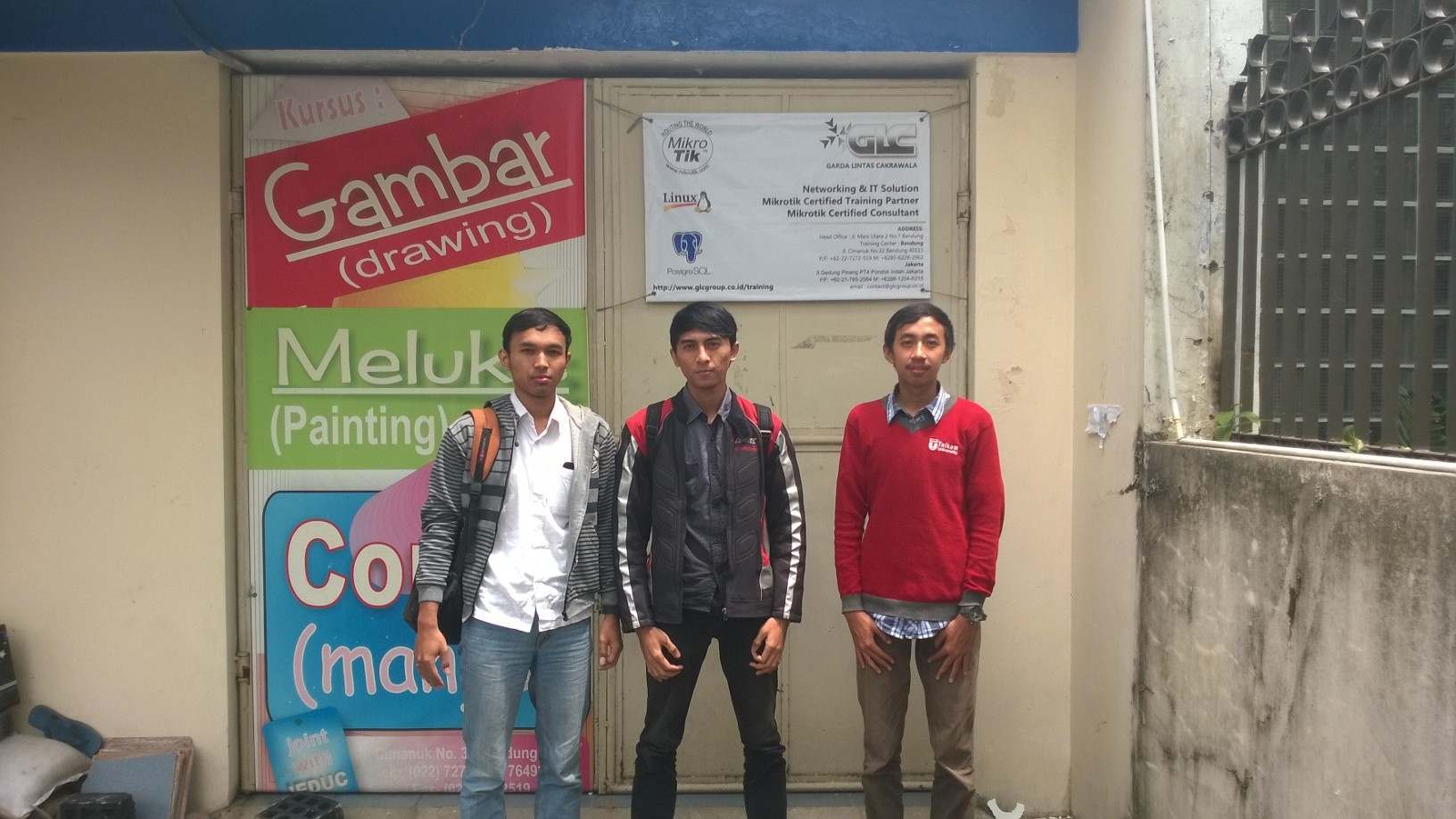 22 maret 2014, GLC workshop: Introduction to mikrotik