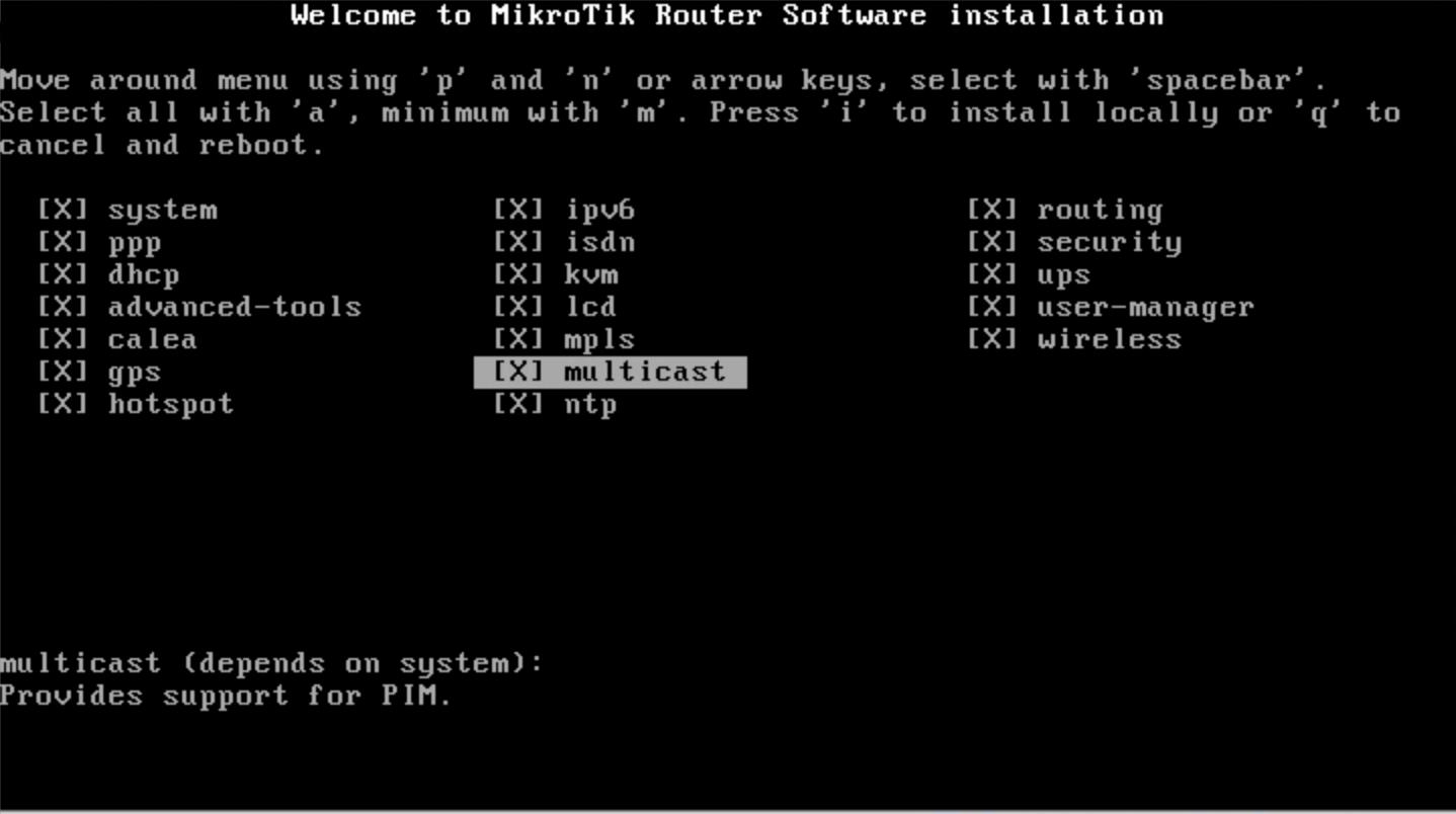 GLC Video: instalasi mikrotik pada platform x86