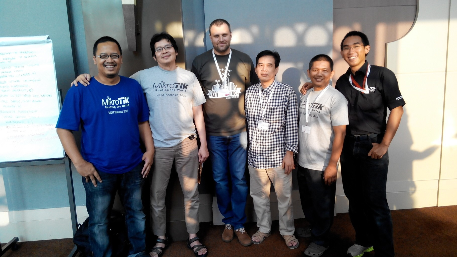 October 2015, MUM Yogyakarta, Indonesia, GLC Presentation : Wireless Optimization