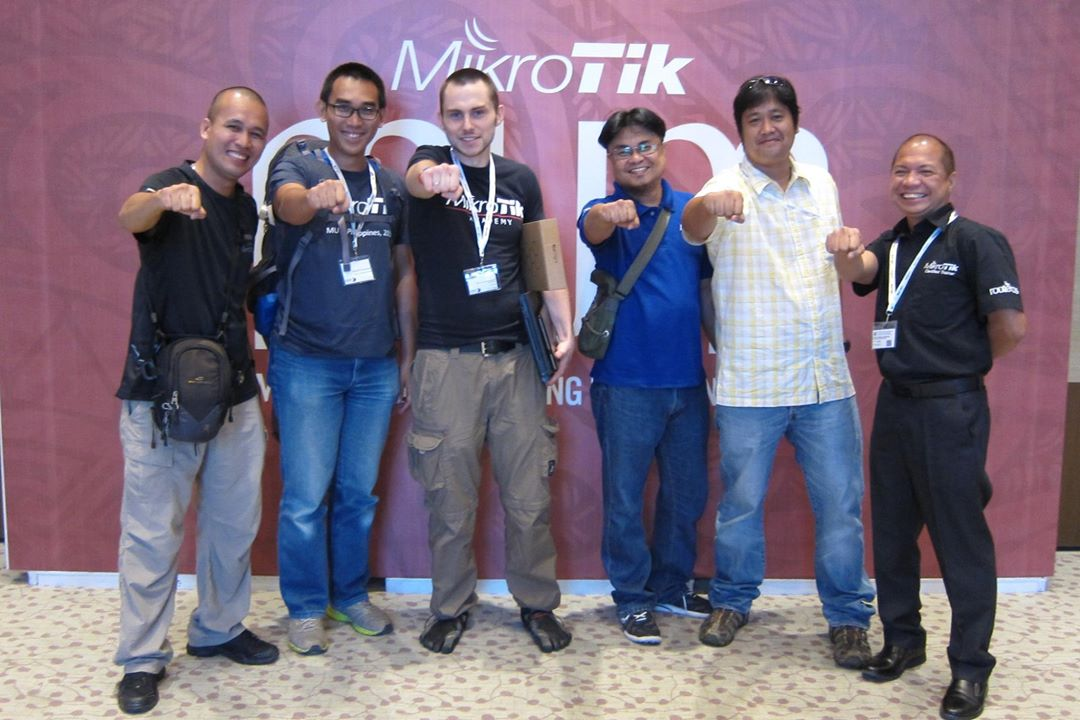 April 2016, MUM Manila, Philippines, GLC Presentation : Using Mikrotik to Secure Your Network