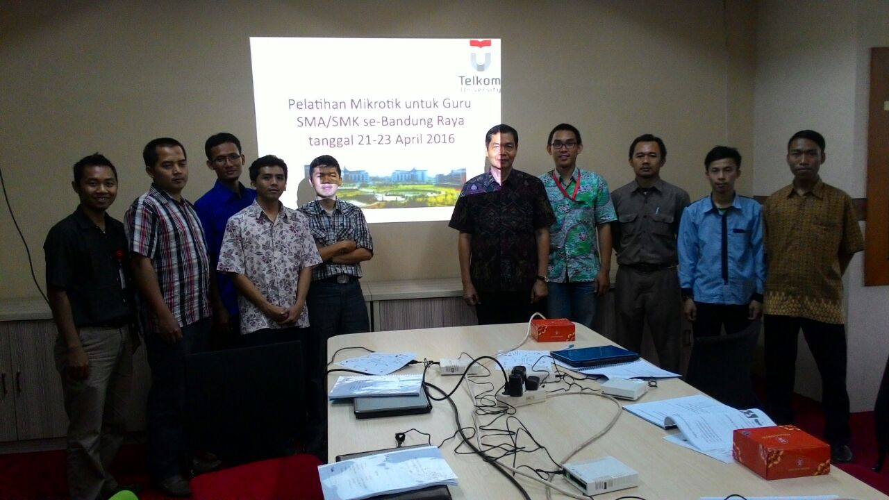 April 2016, MTCNA workshop for teachers, Bandung