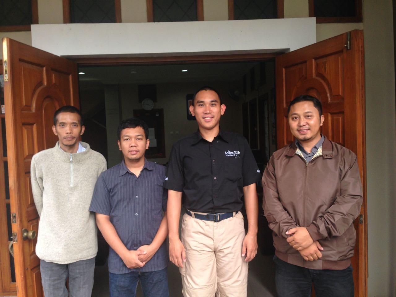 May 2016, MTCNA training, Bandung