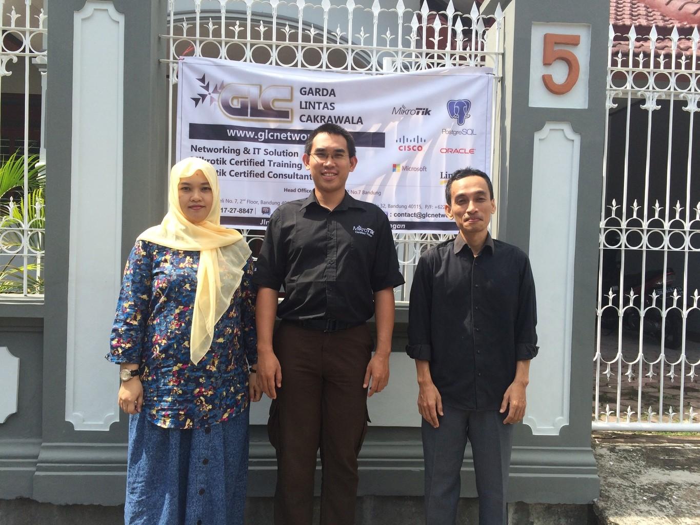June 2016, MTCNA Training, Mataram