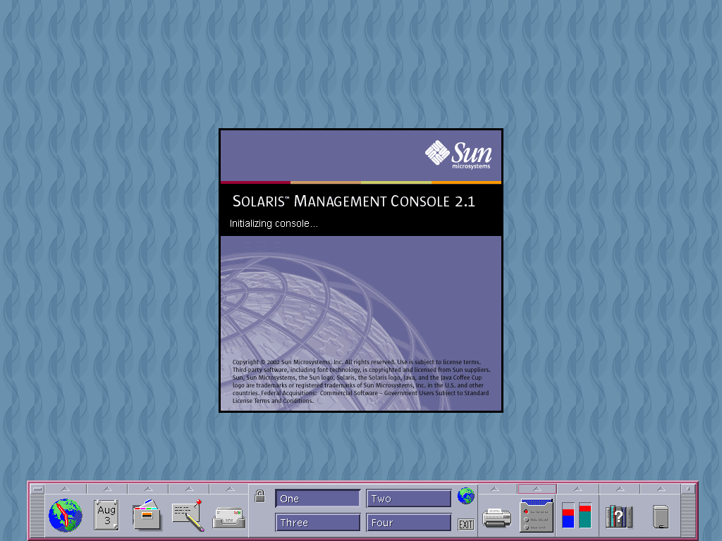 Solaris Management Console (SMC)