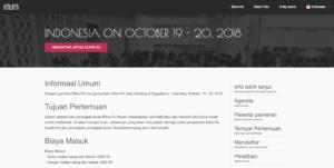MUM Yogyakarta October 2018
