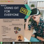 "December 2020, Webinar ""USING GIT FOR EVERYONE"""