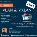 """December 2020, Webinar """"VLAN & VXLAN """""""