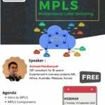 September 2020, Webinar Introduction to MPLS