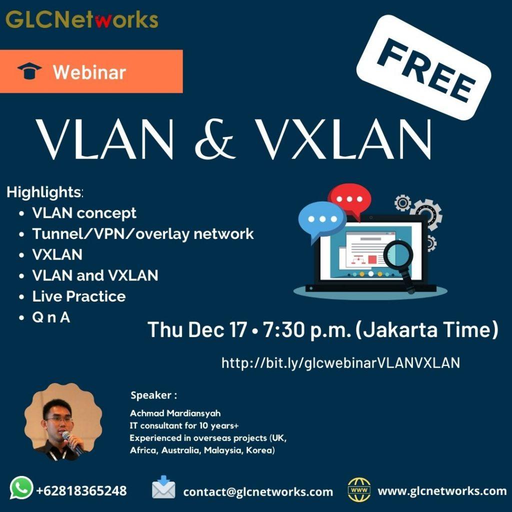 VLAN & VXLAN