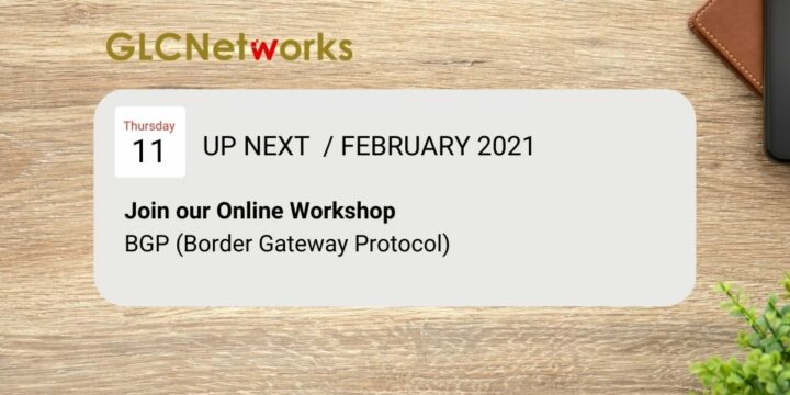 "February 2021, Workshop ""Running BGP with Mikrotik"""