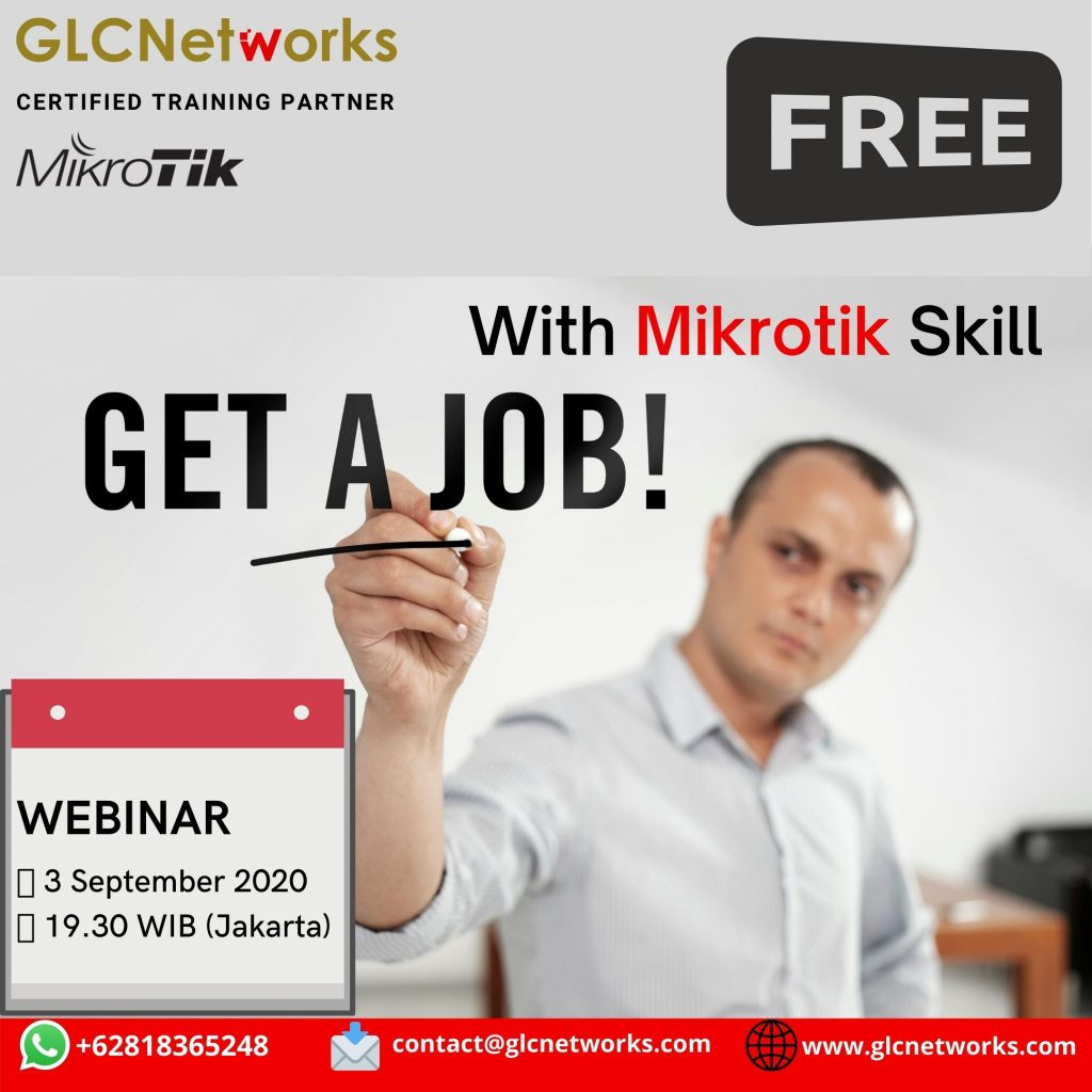 getting job with mikrotik skill