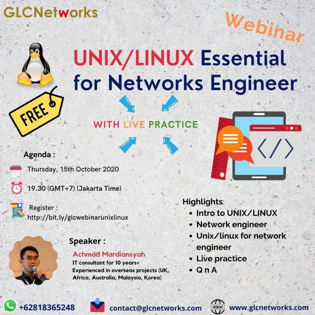 UNIX_LINUX Essential for Networks Engineer
