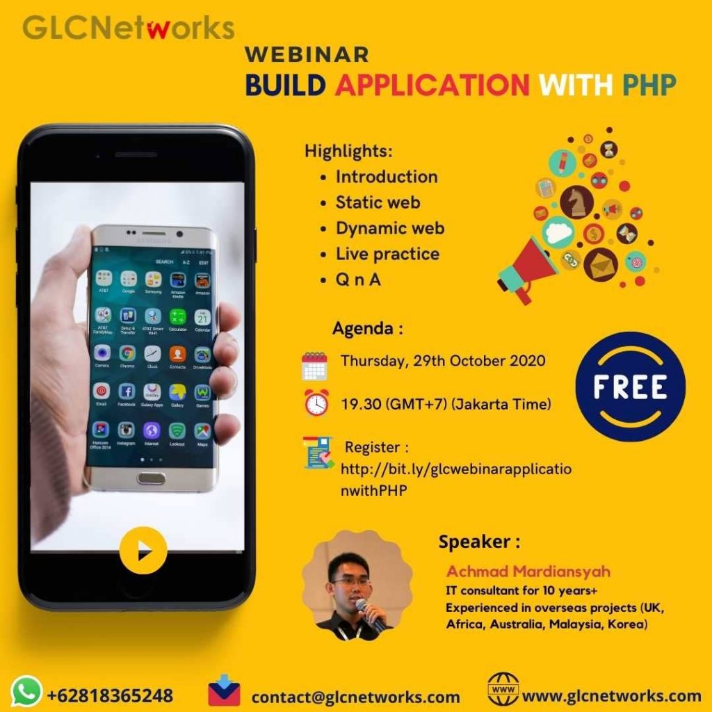 Build Application with PHP