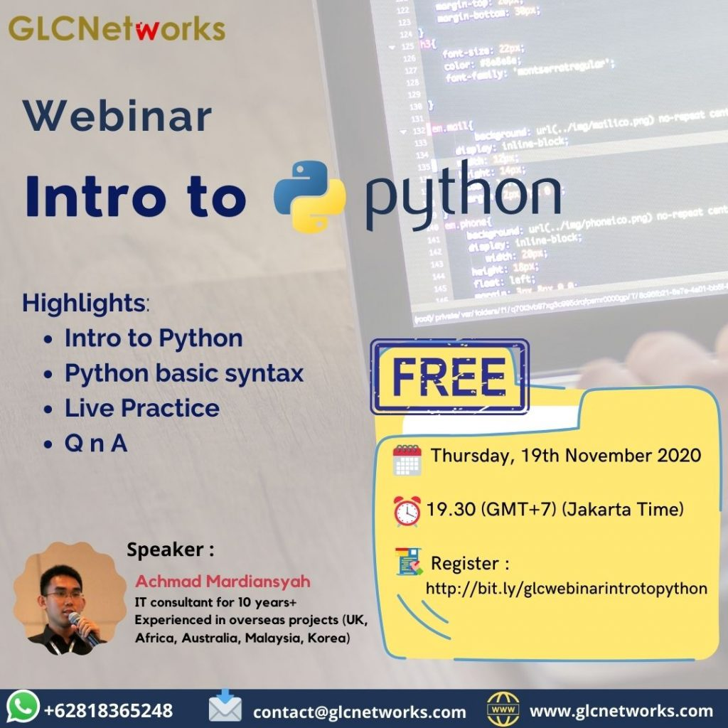 Introduction to Python