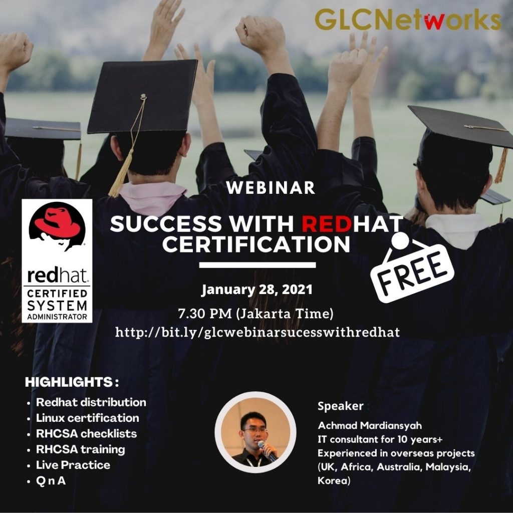 Success with Redhat Certification (RHCSA)