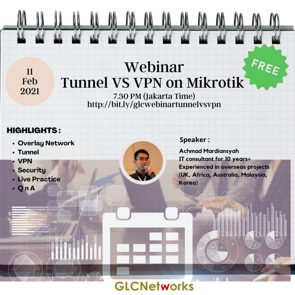 Tunnel vs VPN on Mikrotik