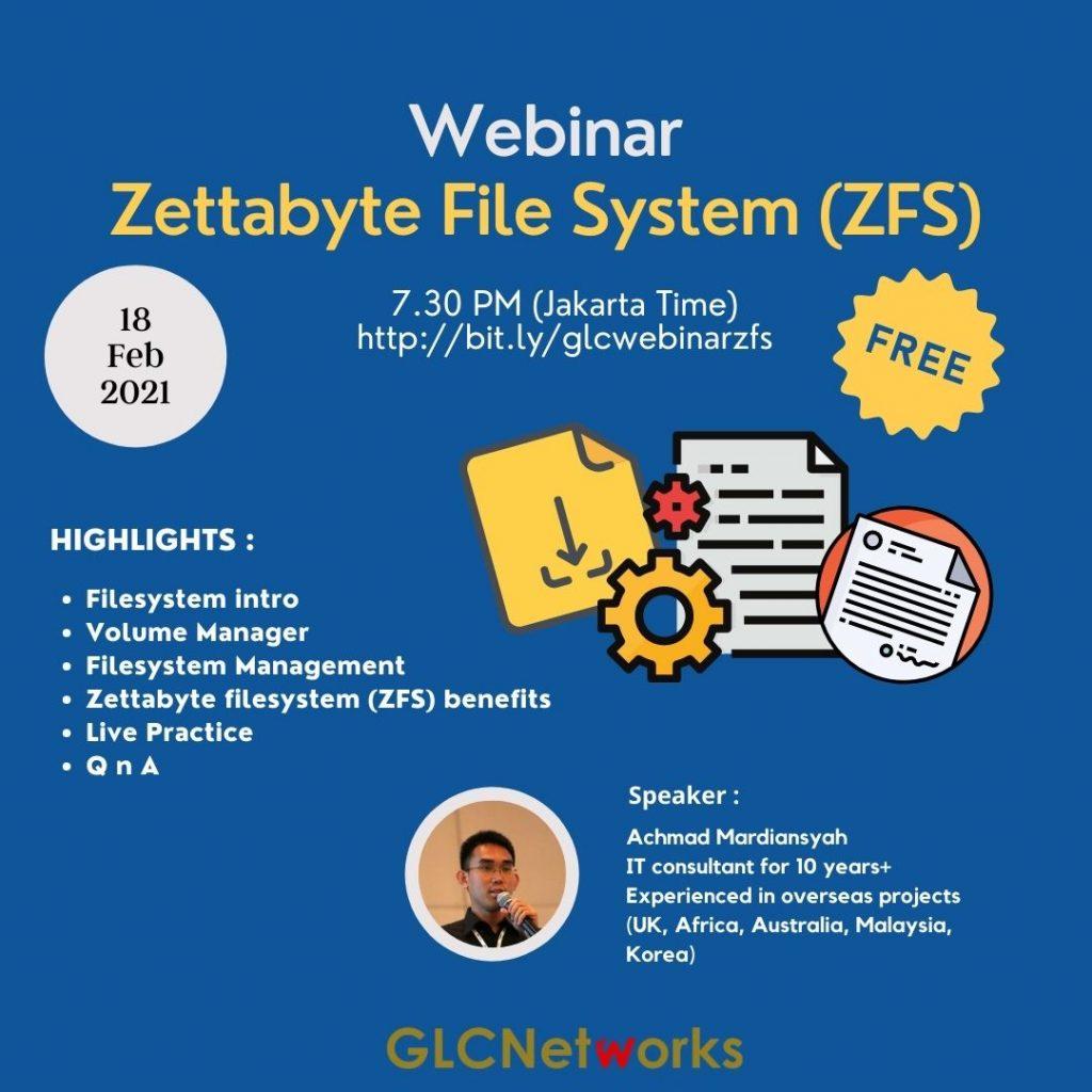 Zettabyte File System (ZFS)