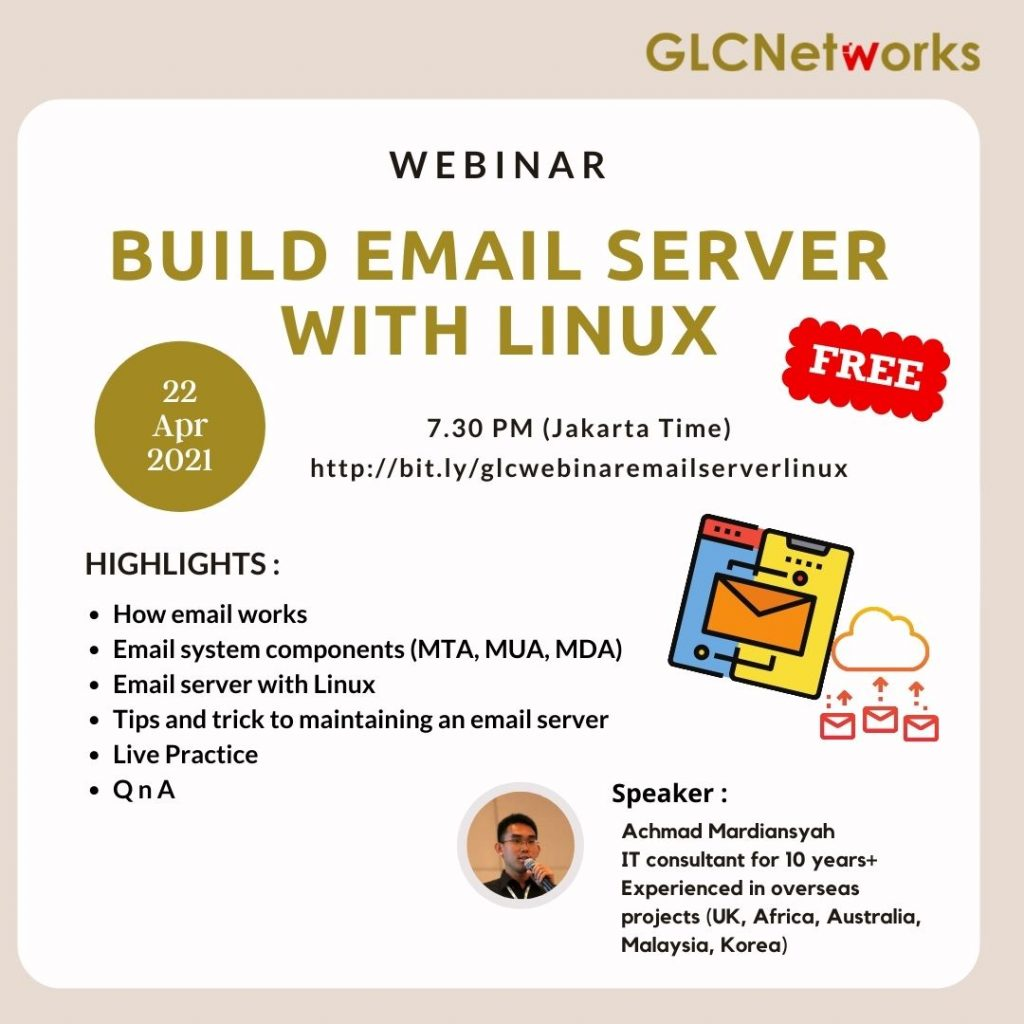 Build email Server with Linux