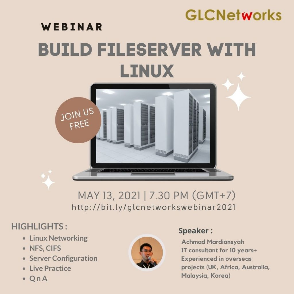 Build Fileserver (NFS, CIFS) with Linux