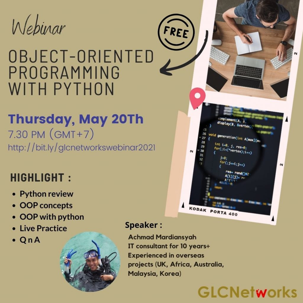 Object-Oriented Programming with Python