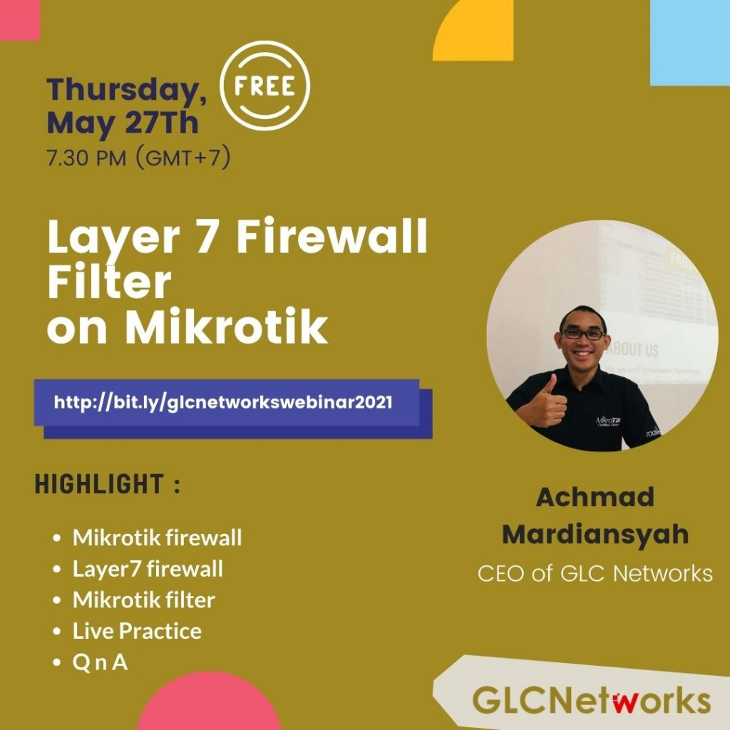 Layer7 Firewall + Filter on Mikrotik