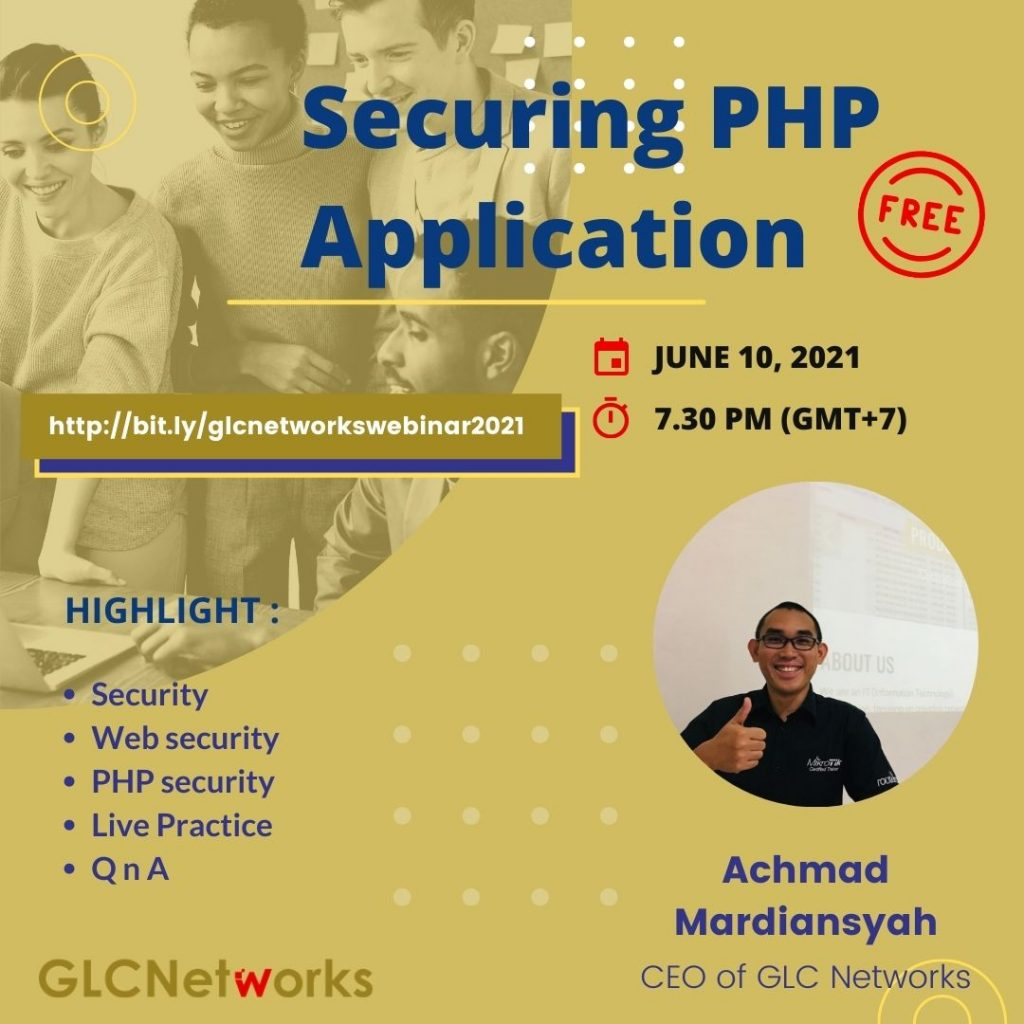 Securing PHP Application