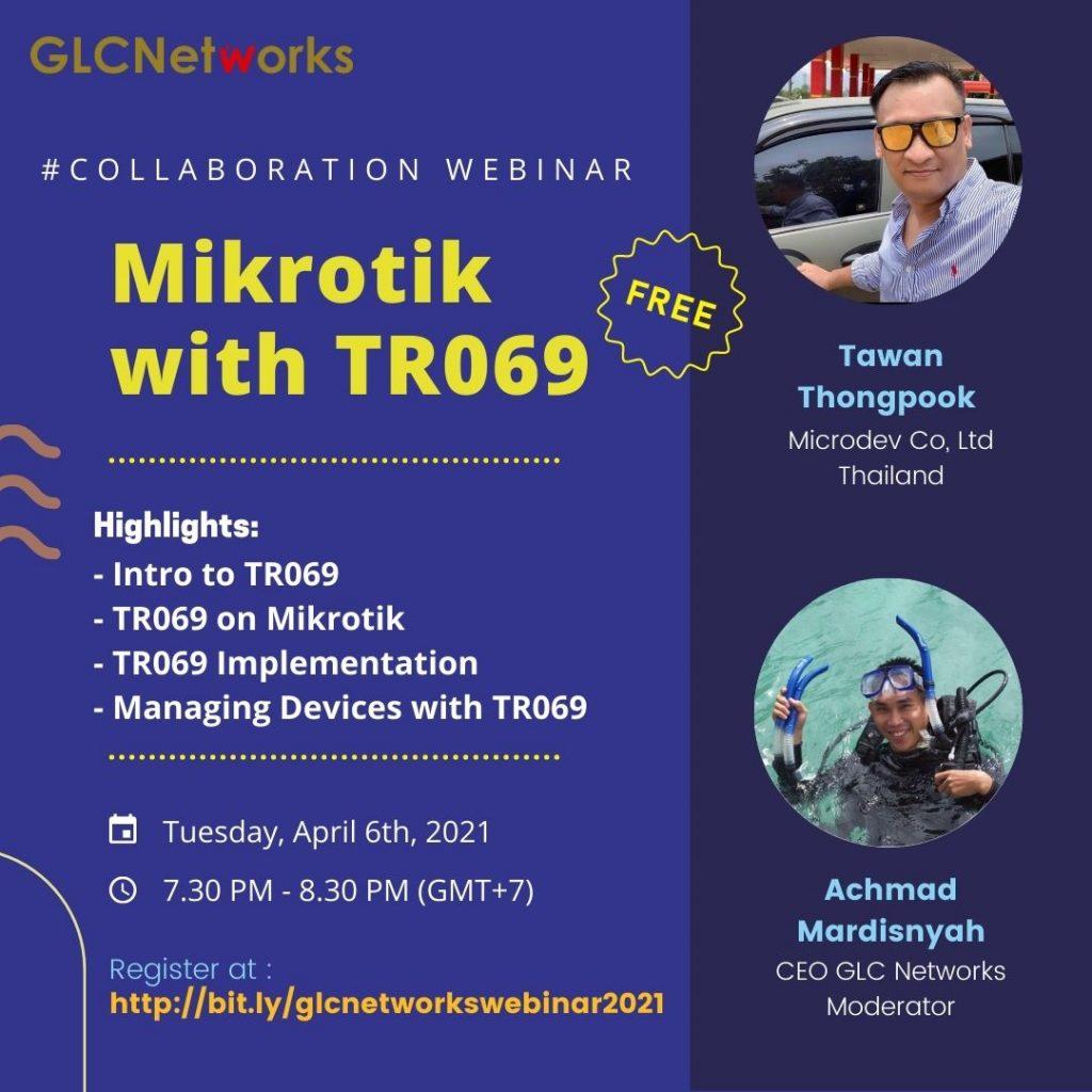 Mikrotik with TR069
