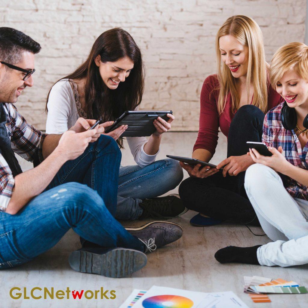 Riset Humor Pengajaran GLC Networks