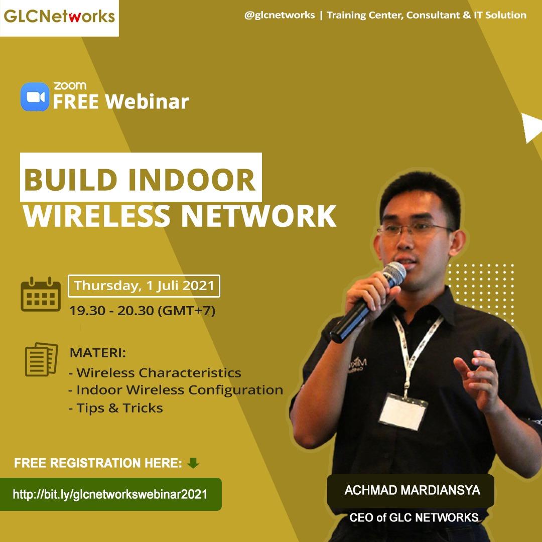 Build Indoor Wireless Network