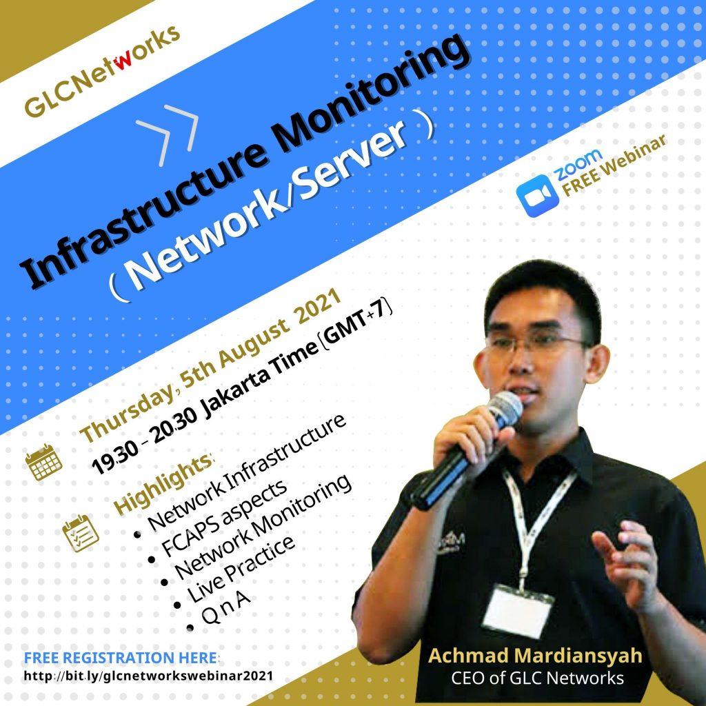 20210805 glcwebinar Infrastructure Monitoring (NetworkServer)