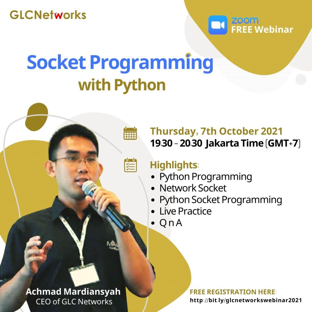 Socket Programming with Python