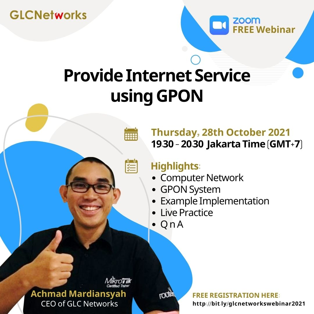 Provide Internet Service Using GPON