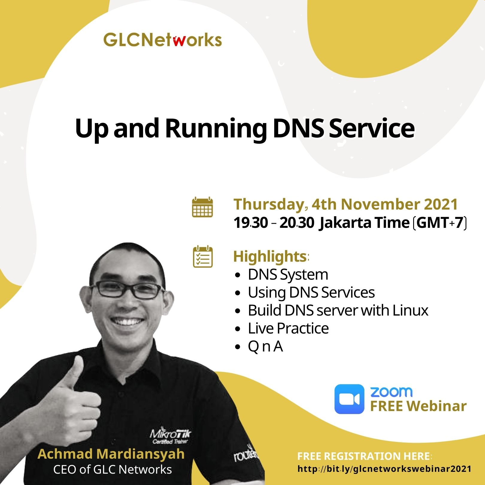 Up and Running DNS Service