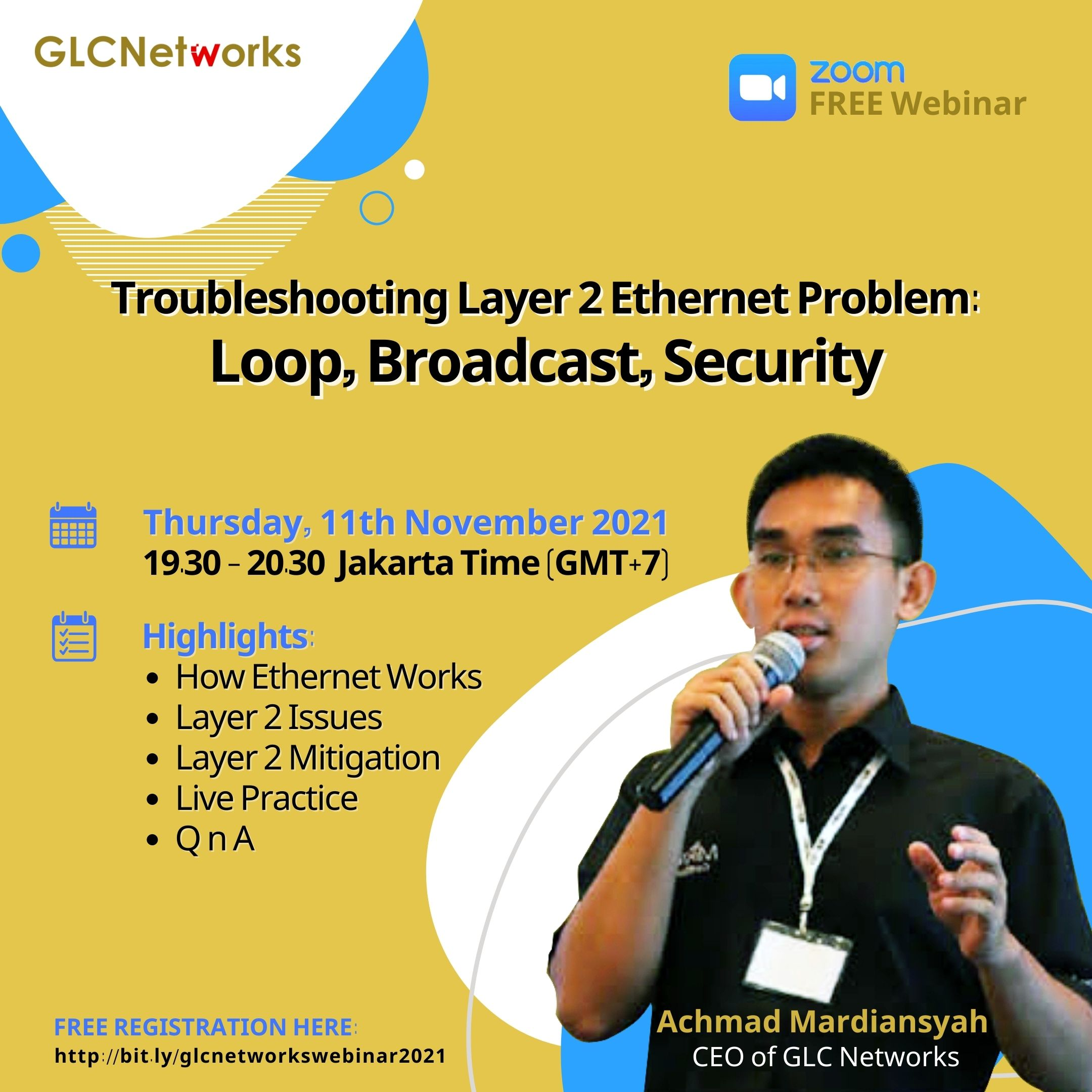 Troubleshooting Layer 2 Ethernet Problem_Loop, Broadcast, Security