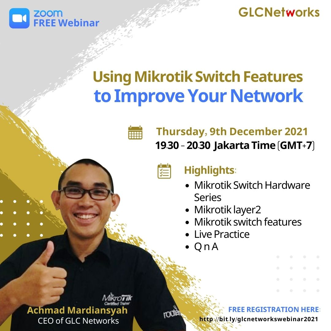 Using Mikrotik Switch Features to Improve Your Network