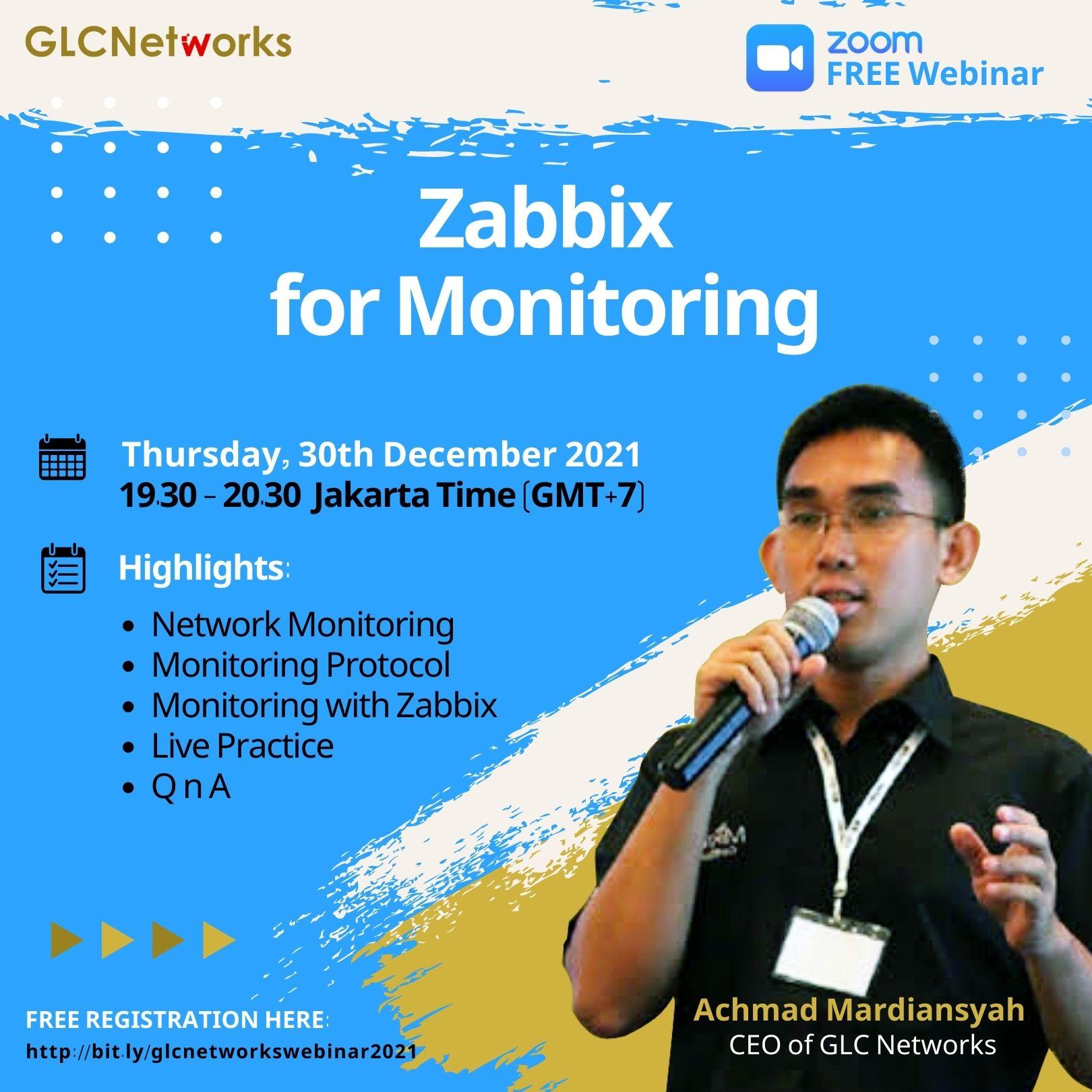 Zabbix for Monitoring