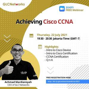 Achieving Cisco CCNA