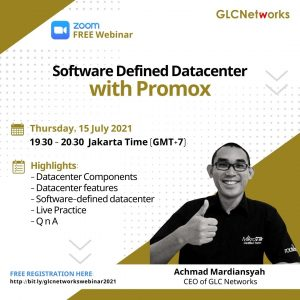 _Software Defined Datacenter with Proxmox